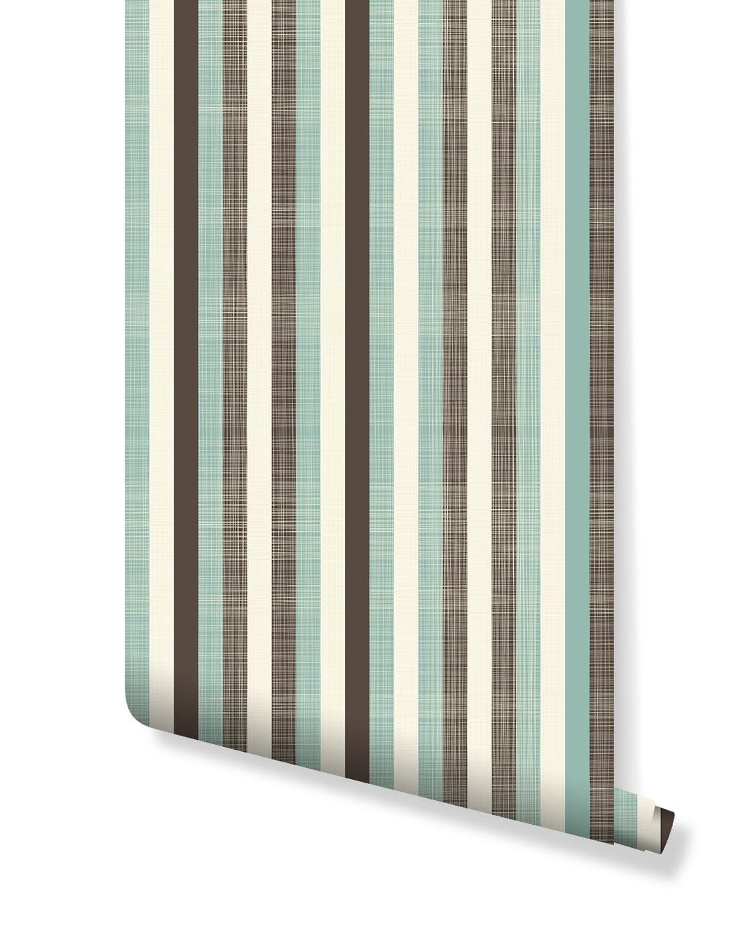 Temporary Self Adhesive Removable Wallpaper with Geometric Abstract Classic Lines, Great for Home Improvement Wall Decor CC167