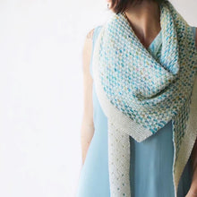 Nixe Shawl Kit By Melanie Berg
