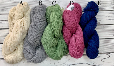 US Worsted Weight Merino