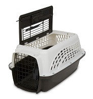 "Petmate 2 Door Top Load Kennel 19"" up to 10lbs - Pet Goodys"