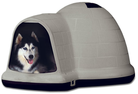 Indigo Igloo Dog Kennel - Pet Goodys