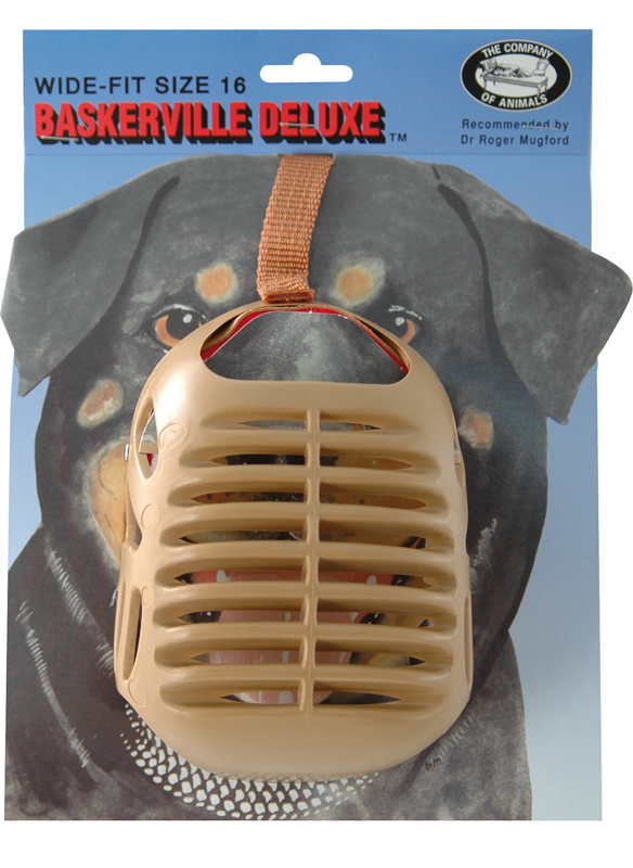 Baskerville Dog Muzzle - Pet Goodys