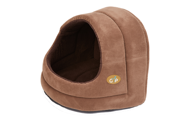 Gor Pets Bruges Hooded Luxury Cat Bed - Pet Goodys