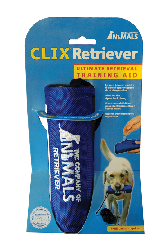 CLIX Retriever Dog Training Toy - Pet Goodys
