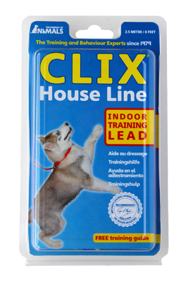 Clix House Line Indoor Training Dog Lead - Pet Goodys