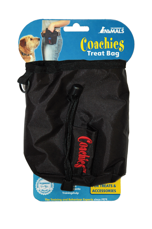 Coachies Dog Treat Bag - Pet Goodys