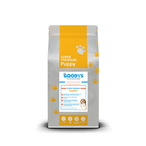 Super Premium - Dry Puppy Food - Pet Goodys
