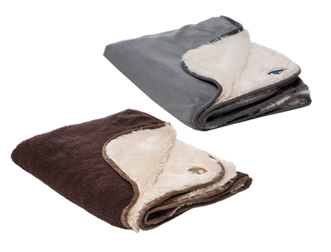 Nordic Double Sided Cat Blanket - Pet Goodys