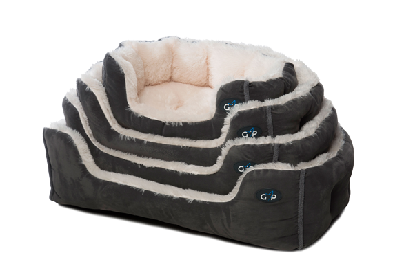 Gor Pets Nordic Snuggle Dog Bed - Pet Goodys