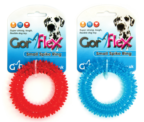 GOR FLEX SPIKE RING - Pet Goodys