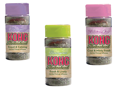 Kong Catnip Botanicals Cat Toy - Pet Goodys