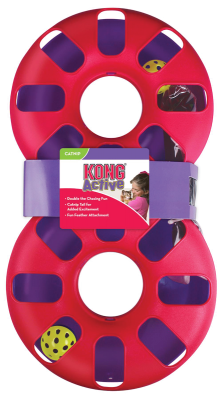 Kong Cat Eight Track Toy - Pet Goodys