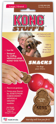 Kong Snacks Liver - Pet Goodys
