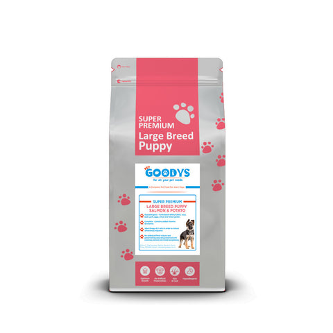 Super Premium - Large Breed Puppy Food - Pet Goodys
