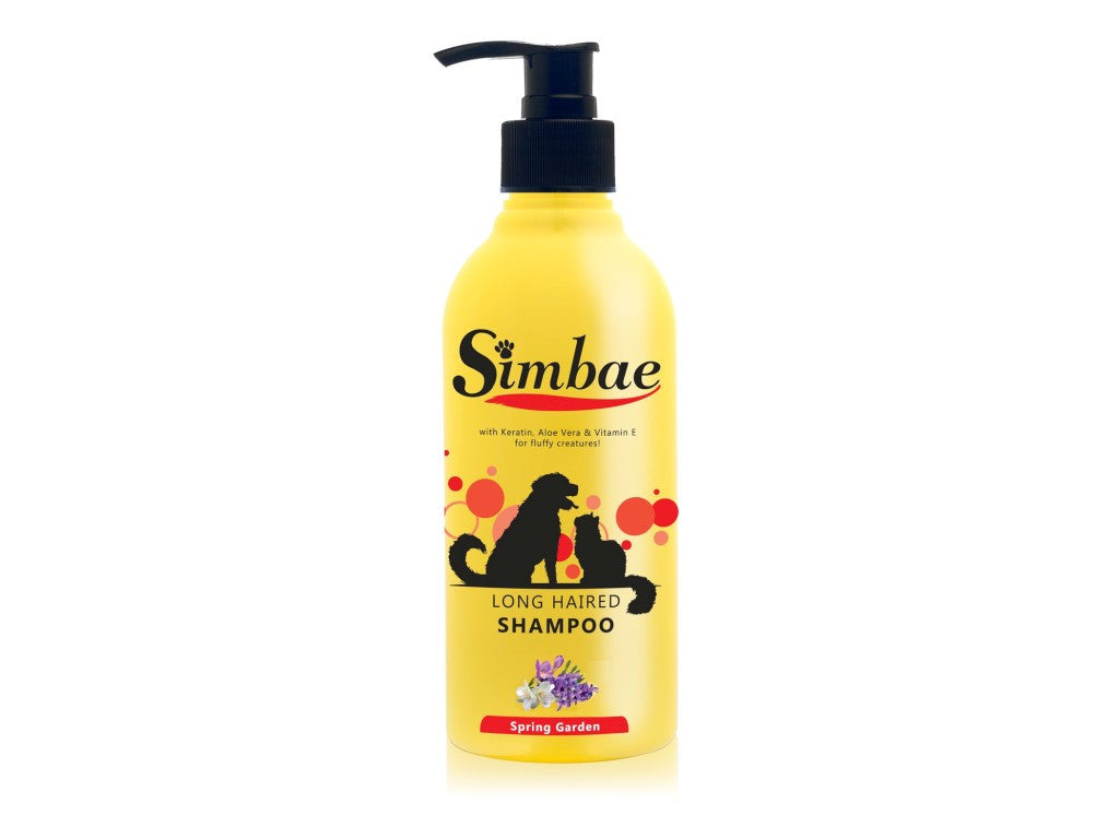 Long Haired Pet Shampoo - Pet Goodys