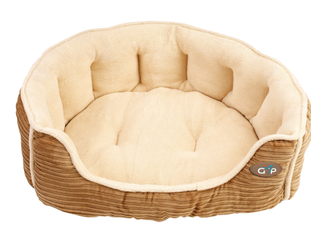 Gor Pets Royan Snuggle Dog Bed - Pet Goodys