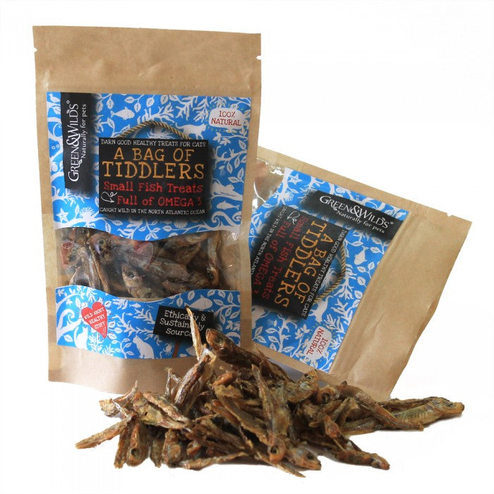 Bag of Tiddlers 40G - Pet Goodys
