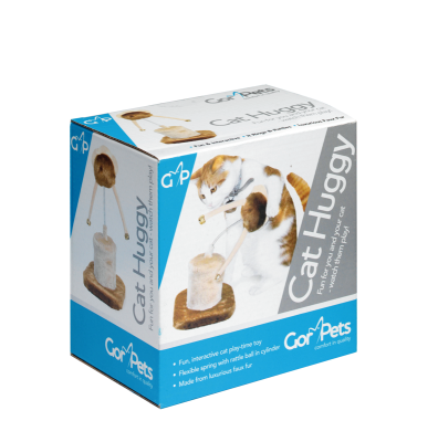 Gor Pets Cat Huggy - Pet Goodys