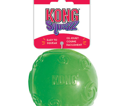Kong Squeezz ball - Pet Goodys