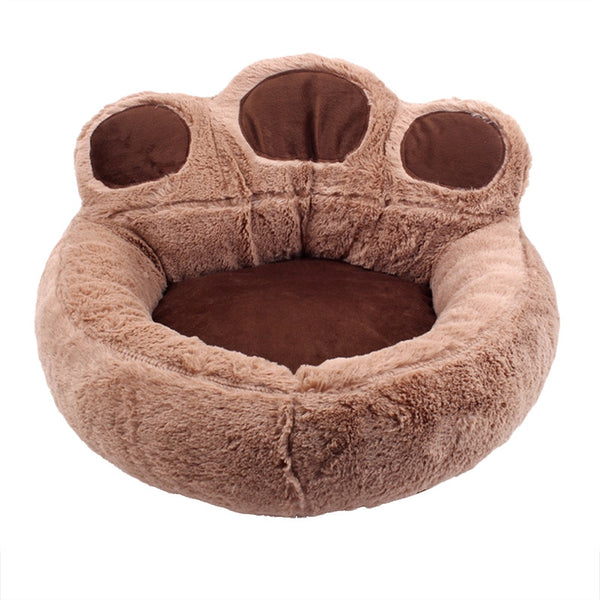 Bear's Paw Pet Dog Cat Bed House - Pet Goodys