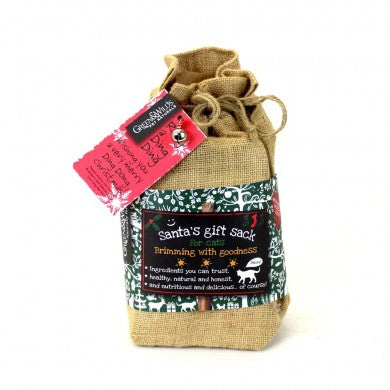 Santa Sack for Cats - Pet Goodys