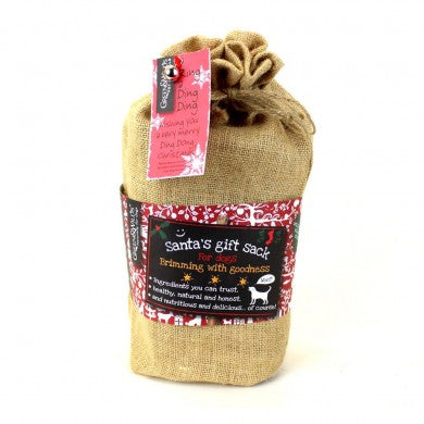 Santa Sack for Dogs - Pet Goodys