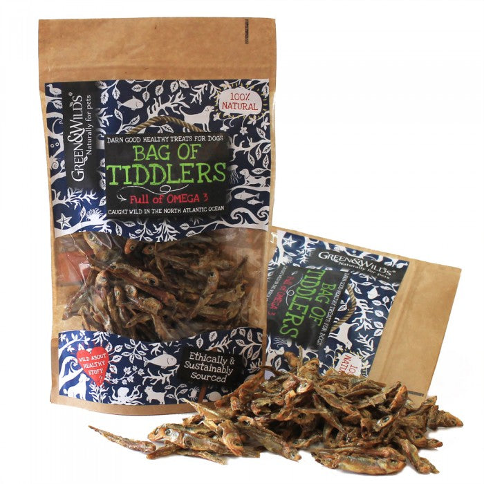 Bag of Tiddlers (Dogs) 75g - Pet Goodys