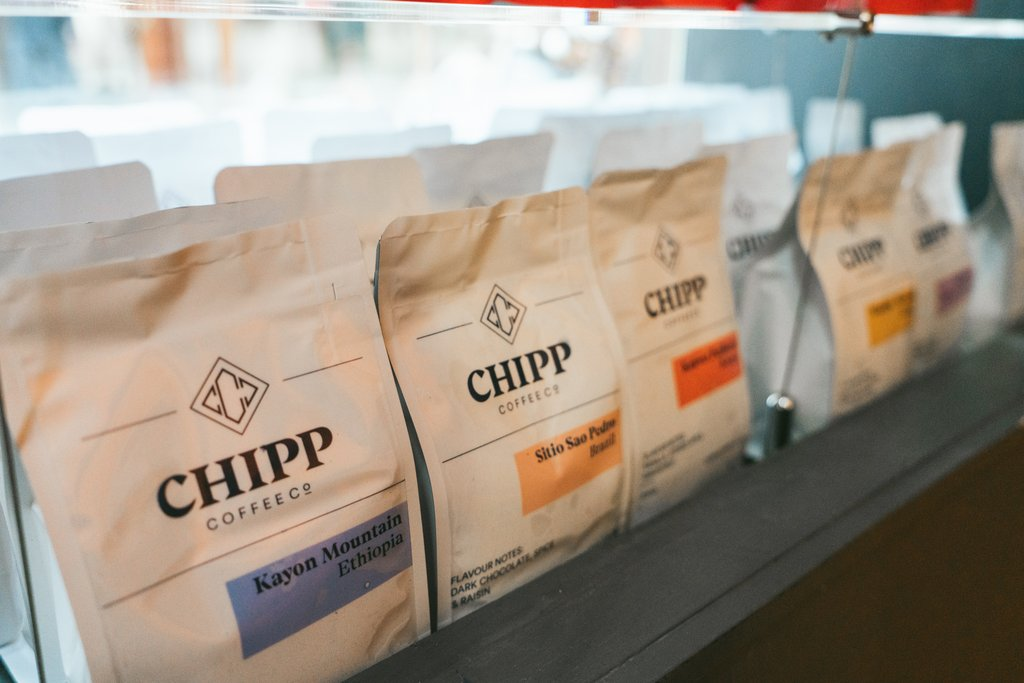 Best ground coffee | Chipp Coffee Co