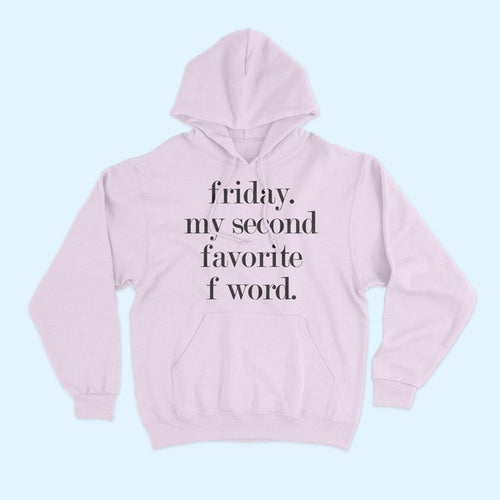 Friday Hoodie - PLUS SIZE