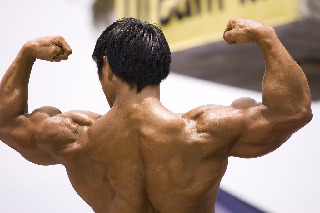 5 Ways To Get Jacked Up This Summer!