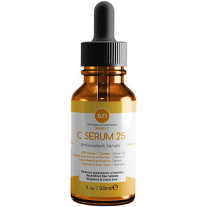 Vitamin C Serum 30ml Anti Aging Beauty Source Original C25 Pure Vitamin Serum