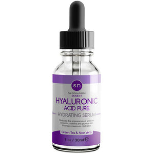 Anti Aging Plumps Wrinkles Intense Hydration 30ML 100% Pure HYALURONIC ACID