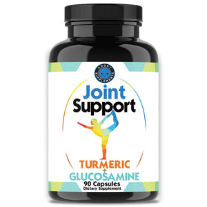Joint Support with Turmeric + Glucosamine
