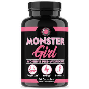 Monster Girl, Women's Pre-Workout