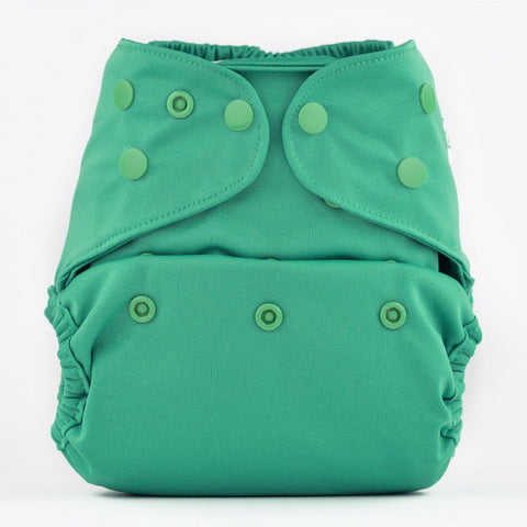 Cover Diaper (Blue Green)
