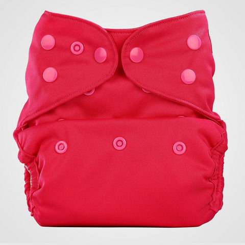 Cover Diaper (Rose Pink)