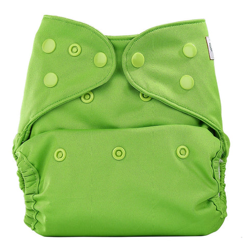 Cover Diaper (Deep Green)