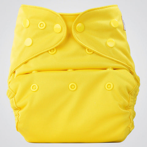 Diaper Cover (Yellow)