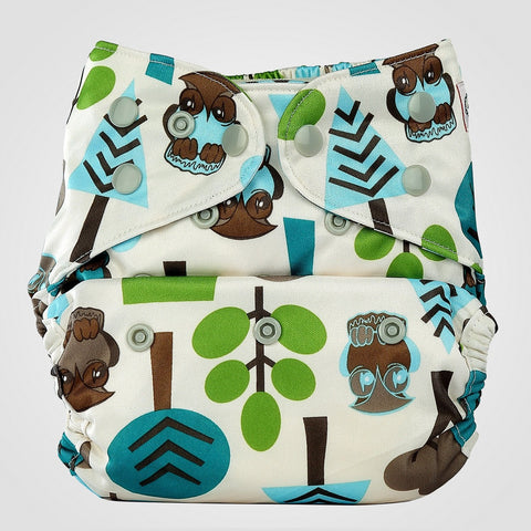 Diaper Cover (Trees)