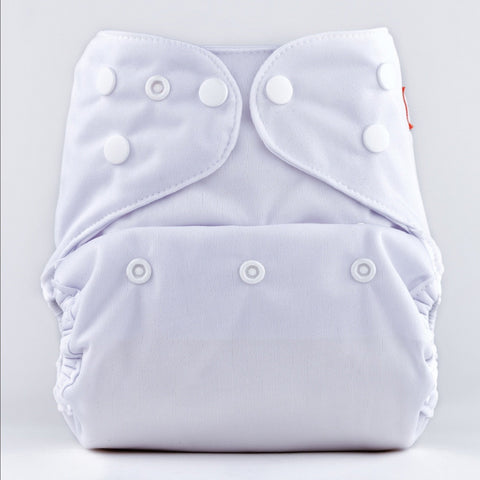 Cover Diaper (White)