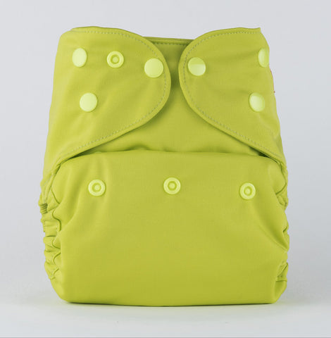 Cover Diaper (Bright Green)