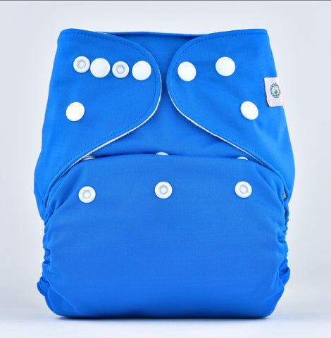 Pocket Diaper (Oceanic blue)