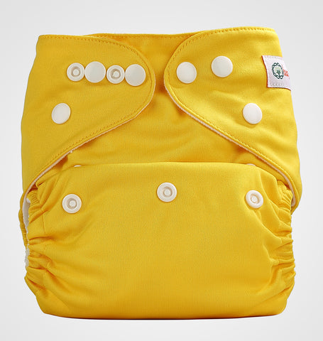 Pocket Diaper (Yellow)