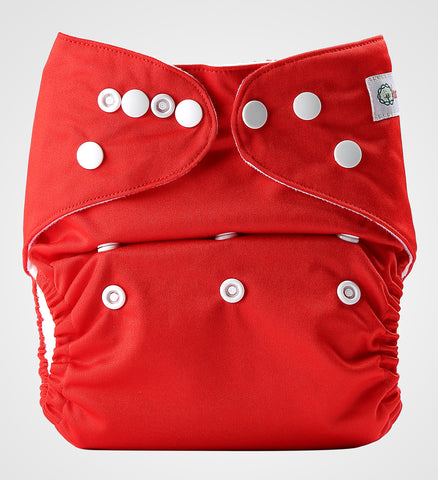 Pocket Diaper (Red)