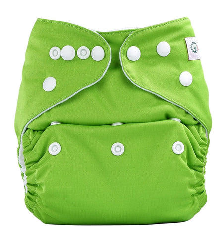 Pocket Diaper (Grass Green)