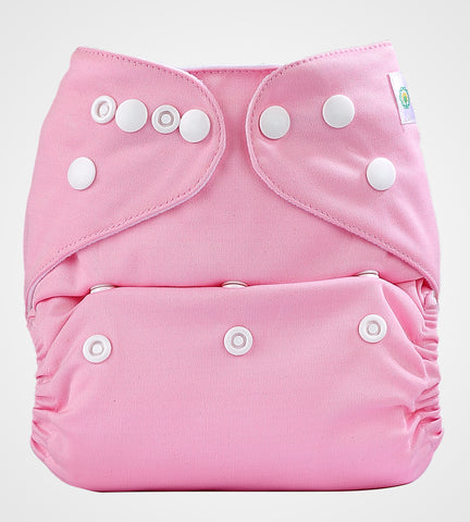 Pocket Diaper (Pink)