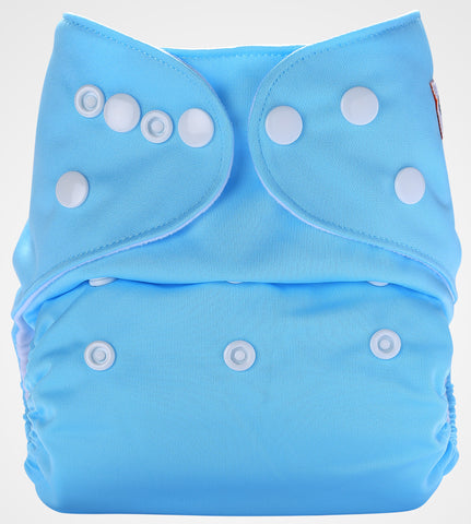Pocket Diaper (Baby Blue)