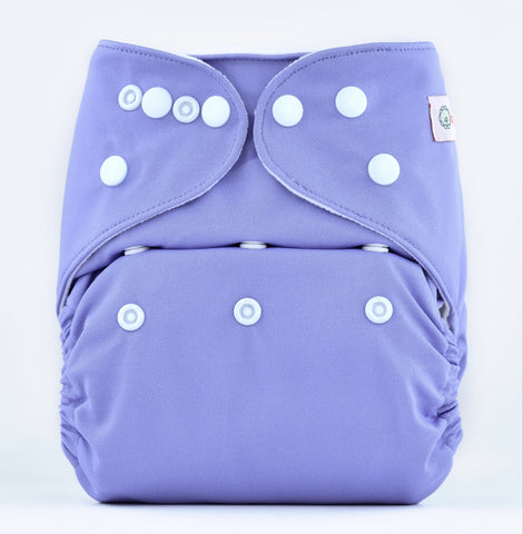 Pocket Diaper (Lavender)