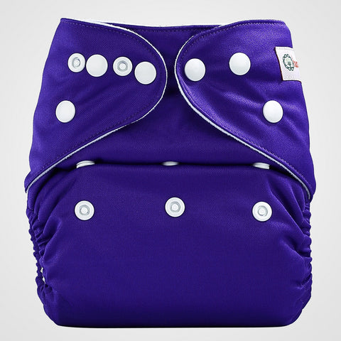 Pocket Diaper (Purple)