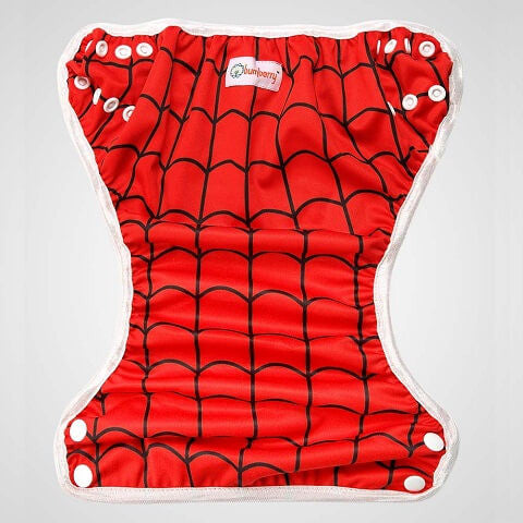 Swim Diaper  (Spiderman)